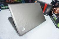HP G42 i5 2.53 up to 2.80 GHz การ์ดจอแยกATI Mobility Radeon HD 5470 (1GB DDR3 VRAM)