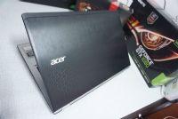 ACER Aspire V3-574G i5 Gen 5(2.20 - 2.70 GHz) 15.6คีย์บอร์ดเต็มและมีไฟ การ์ดจอNVIDIA GeForce GT 940M (4GB GDDR3)  Ram8