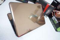TOSHIBA Satellite M840 สีทองลิมิเต็ด i7-3612QM (2.10 up to 3.10 GHz) การ์ดจอแยก AMD Radeon HD 7670M (2GB GDDR3)