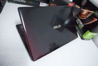 ASUS A550J จอ15.6 i7-4720HQ (2.60 - 3.60 GHz) การ์ดจอแยกNVIDIA GeForce GTX 950M (4GB GDDR3)