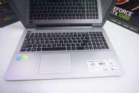 ASUS X555L จอ15.6นิ้ว i5 Gen5  (2.20 - 2.70 GHz) การ์ดจอแยก NVIDIA GeForce 820M (2GB GDDR3)