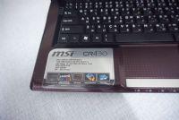 MSI CR430 AMD E1-1200 สำหรับใช้งานทั่วไป ทรงสวยๆ