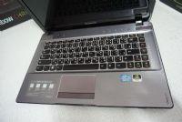 LENOVO IdeaPad Z470 i3-2370M (2.40 GHz) การ์ดจอแยกสุดแรง NVIDIA GeForce GT 630M (2 GB GDDR3)