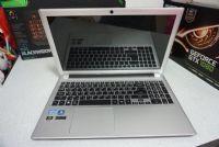 ACER Aspire V5-571G บางๆจอใหญ่15.6นิ้วๆ  i5-3317U (1.70 - 2.60 GHz) NVIDIA GeForce GT 620M (1 GB GDDR3)