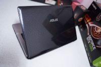 ASUS A43SV i7-2630QM (2.0 to 2.90 GHz)การ์ดจอNVIDIA GeForce GT 540M (1 GB GDDR3)