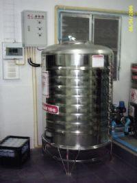 """ติดตั้งระบบโรงงานน้ำดื่มกำลังการผลิต 8'600 ลิตร/วัน พร้อมอุปกรณ์ ทั้งระบบ โรงงานน้ำดื่ม""""พานสมาร์ทดริ้ง"""" อ.พาน จ.เชียงราย"""