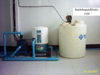 """ติดตั้งทั้งระบบโรงงานน้ำดื่ม """"เน็กตร้า"""" อ.ดอยเต่า จ.เชียงใหม่ ระบบ Reverse Osmosis 16'000ลิตร /วัน พร้อมอุปกรณ์ติดตั้งทั้งระบบ และชุดบรรจุ อัตโนมัติ"""