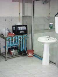 ระบบโรงงานผลิตน้ำดื่มระบบ Reverse Osmosis กำลังการผลิต 8'000 ลิตร/วัน