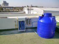ติดตั้งเครื่องกรองน้ำดื่มพร้อมตู้น้ำเย็น บ. TOTAL WAY อ.เมือง จ.ลำพูน