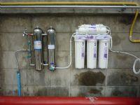 ติดตั้งเครื่องกรองน้ำดื่มพร้อมตู้น้ำเย็น บ. CPF ลำพูน