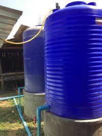 ติดตั้งจุดบริการน้ำดื่มชุมชนระบบ Reverse Osmosis  บ้านพุย ต.บ่อหลวง  อ.ฮอด จ.เชียงใหม่