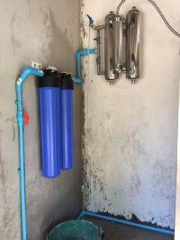 """ติดตั้งเครื่องกรองน้ำดื่มโรงเรียน+ตู้น้ำเย็นขนาด4หัวก้อก """"MAXCOOL"""""""