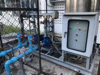 ปรับปรุงระบบ Booster pump จ่ายน้ำขึ้นอาคารสูง โรงพยาบาลดอยเต่า