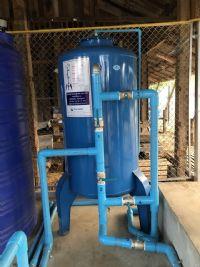 ติดตั้งระบบกรองน้ำบาดาล+หอสูง ใน อ.แม่สะเรียง จ.เชียงใหม่