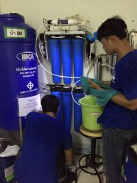 ติดตั้ง+ปรับปรุงระบบน้ำ DI สำหรับใช้ในห้อง LAB โครงการหลวง เชียงใหม่