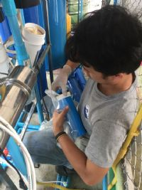 ติดตั้งเครื่องกรองน้ำดื่มระบบ RO. สำหรับนักเรียนโรงเรียนบ้านนาคอเรือ อ.ฮอด จ.เชียงใหม่
