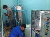 ติดตั้งระบบน้ำดื่มชุมชน ระบบReverse Osmosis บ้านดอนแก้ว สารภี จ.เชียงใหม่