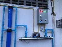 ติดตั้งระบบกรองน้ำสำหรับใช้ในอุตสาหกรรมผลิตอาหารแปรรูป