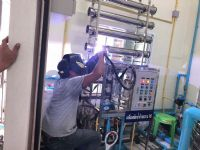 Up grade ระบบReverse Osmosisกำลังการผลิต39'000 ลิตร/วัน เป็น 66'616 ลิตร/วัน