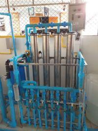 ปรับปรุงระบบและประกอบติดตั้งโรงงานน้ำดื่ม เน็กตร้า  ระบบReverse Osmosisกำลังการผลิต 78'000 ลิตร/วัน