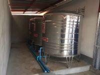 """ติดตั้งระบบโรงงานน้ำดื่ม กำลังการผลิต 18'000 ลิตร/วัน พร้อมอุปกรณ์ติดตั้งทั้งระบบ น้ำดื่ม """"๋JL"""" อ.เชียงดาว จ.เชียงใหม่"""