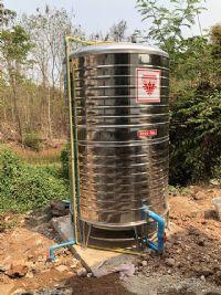"""ติดตั้งระบบโรงงานน้ำดื่มกำลังการผลิต 36'000 ลิตร/วัน พร้อมอุปกรณ์ติดตั้งทั้งระบบ น้ำดื่ม """"๋มมจ.พะเยา"""" อ.เมือง จ.พะเยา"""