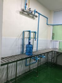 """ติดตั้งระบบโรงงานน้ำดื่มกำลังการผลิต 12'000 ลิตร/วัน พร้อมอุปกรณ์ติดตั้งทั้งระบบ น้ำดื่ม """"๋โนร่า"""" อ.เมือง จ.ลำพูน"""