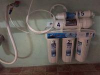 ติดตั้งเครื่องกรองน้ำดื่มในบ้าน เครื่องกรองน้ำดื่ม 5 ขั้นตอนสำหรับใช้กับน้ำประปาภูมิภาค