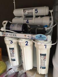 ติดตั้งเครื่องกรองน้ำดื่มในบ้าน เครื่องกรองน้ำดื่มระบบ RO 85 GPD.