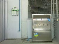 ตู้น้ำเย็นแบบ 3 หัวก๊อกพร้อมเครื่องกรองน้ำ 5 ขั้นตอน