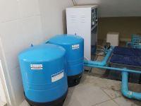 ติดตั้งเครื่องกรองน้ำ RO 600 GPD