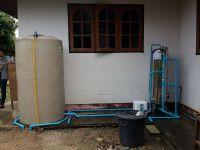 ระบบน้ำใช้ภายในบ้าน