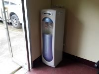 ตู้ทำน้ำร้อน+เย็น พร้อมเครื่องกรองน้ำ