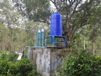 ติดตั้งเครื่องกรองน้ำดื่มชุมชน