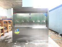 ตู้ทำน้ำเย็นแบบ 6 หัวก๊อกพร้อมที่ล็อคก๊อก