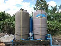ติดตั้งระบบกรองน้ำบ่อใช้ภายในบ้าน