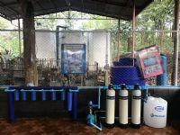 ระบบน้ำดื่มโรงเรียนบ้านแม่ปาง จังหวัดแม่ฮ่องสอน
