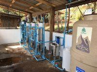 ระบบน้ำดื่มโรงเรียนมัธยมกัลยาณิวัฒนา จังหวัดเชียงใหม่