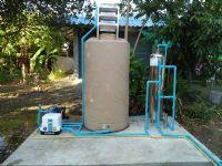 ติดตั้งระบบกรองน้ำใช้ภายในบ้าน