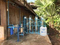 ติดตั้งระบบกรองน้ำดื่มชุมชน อ.แม่แจ่ม จ.เชียงใหม่