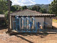 ระบบกรองน้ำดื่มหมู่บ้านแม่ชา อำเภอแม่แจ่ม จังหวัดเชียงใหม่