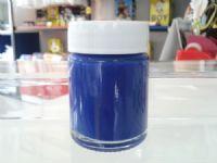 สีน้ำเงิน 40 มิลลิลิตร