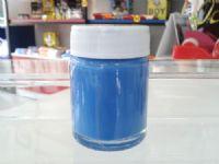 สีฟ้า 40 มิลลิลิตร