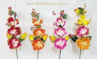 ดอกไม้ประดิษฐ์ เหมาะสำหรับกระเช้า 12-14 นิ้ว (307 ช่อ)