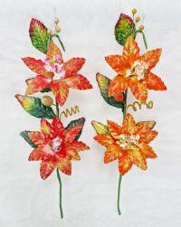 ดอกไม้ประดิษฐ์ เหมาะสำหรับกระเช้า 12-14 นิ้ว (108 ช่อ)