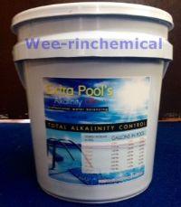 สารปรับค่า Alkalinity ในสระว่ายน้ำ