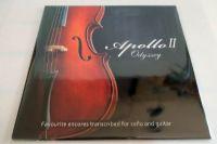 Apollo II Odyssey - Daniel and Carey Domb, cello and guitar