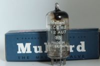 ECC82 Mullard Square Getter