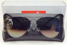 RAY-BAN RB3025 AVIATOR กรอบแว่นกันแดดสีดำ เลนส์ไล่สีเทา