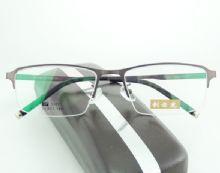 IP ครึ่งกรอบแว่นตา frame brown
